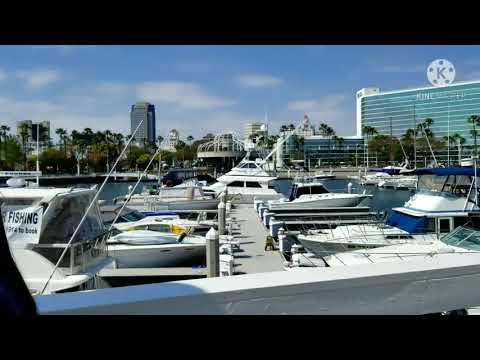 Long Beach, California Waterfront