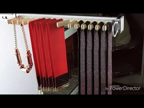 Wardrobe Accessories Storage Organizer