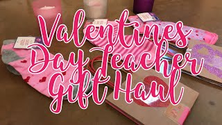 Valentines Day 2018 | Teacher Gifts