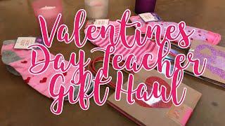 Valentines Day 2018 | Teacher Gifts
