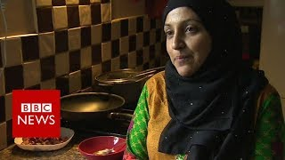 'They called my husband Osama Bin Laden'   BBC News