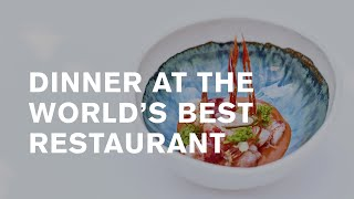 3 Michelin stars: El celler De Can Roca 18-course tasting menu