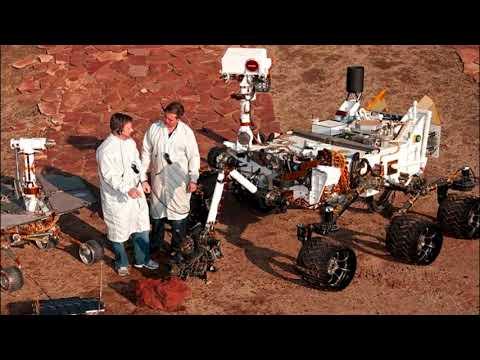 Las fotos de NASA de Marte son de Canadá