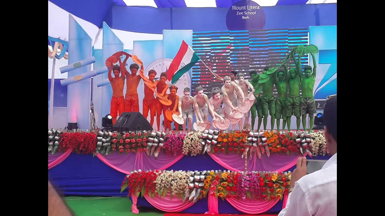 Inaugural Ceremony At Mount Litera Barh Youtube