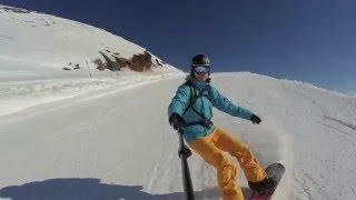 видео Прокат Горки Город: лыжи, сноуборды