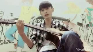 Chia xa - Tuấn Hưng ( Guitar cover by me)