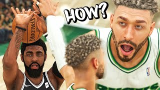 HOW DID KYRIE MAKE THAT?!? EASTERN CONFERENCE FINALS BATTLE! - NBA 2K20 MyCAREER #37