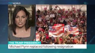 The Trump Presidency: McMaster announced as National Security Advisor