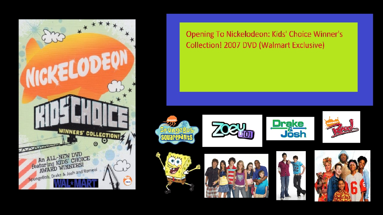 Nickelodeon Box Sets