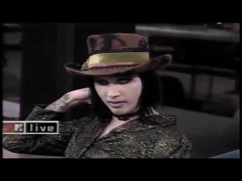 Marilyn Manson: MTV Live Interview (1998)