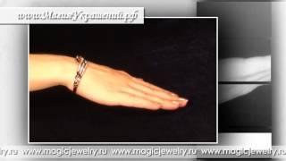 Браслеты Сваровски(http://magicjewelry.ru/braslet/brasletyi-swarovski/Braslet_s_kristallami_Svarovski_zelenimi_i_krasnimi http://vk.com/magicjewelry Браслет с кристаллами ..., 2012-11-17T19:23:39.000Z)
