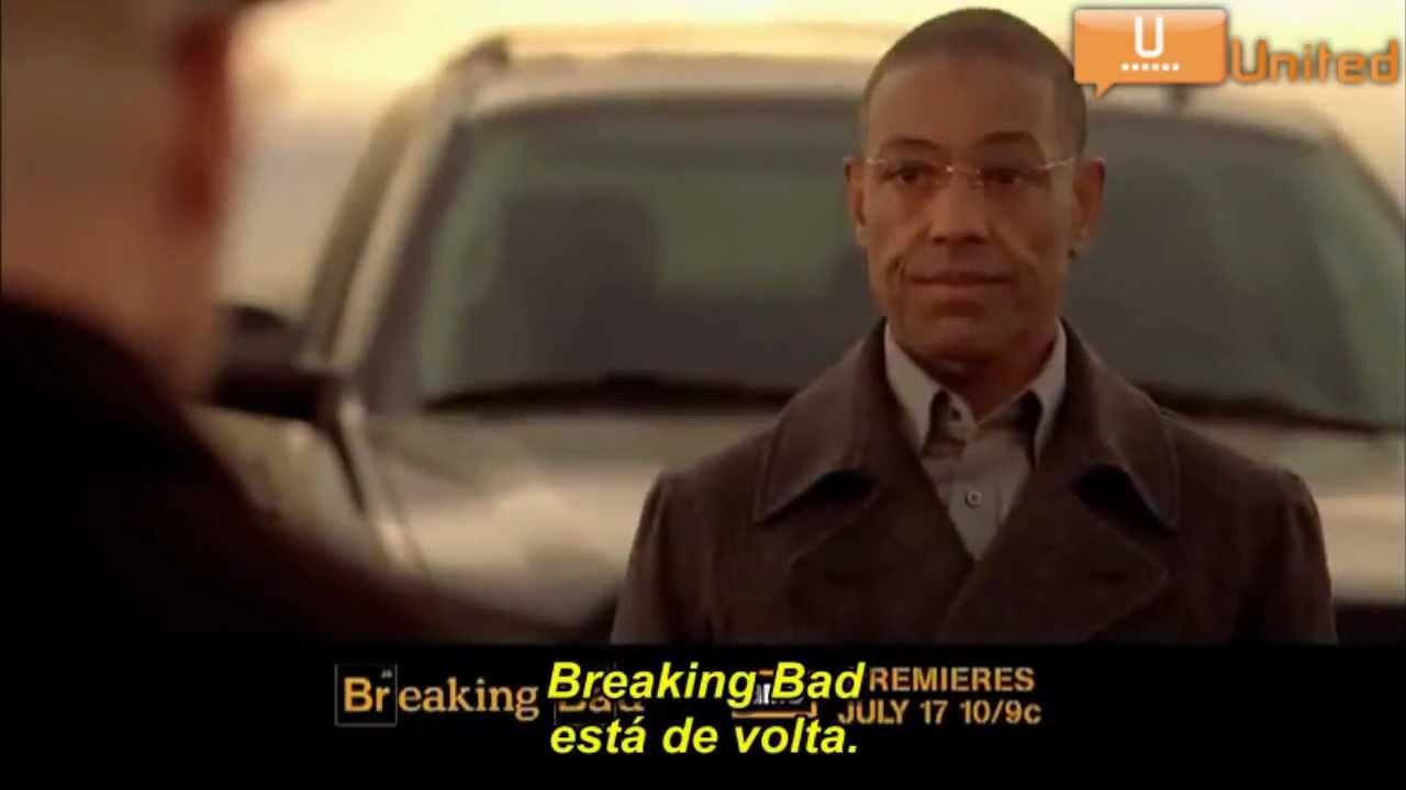 Breaking Bad - 4ª Temporada - Promo Legendado #2