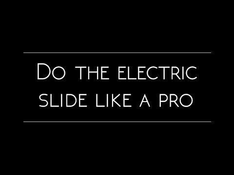 Do the Electric Slide Like a Pro