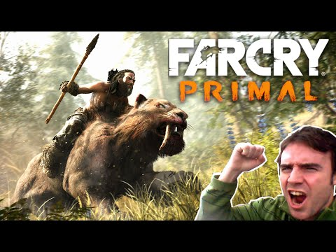 FAR CRY PRIMAL: Análisis y gameplay - ACCION PREHISTORICA!