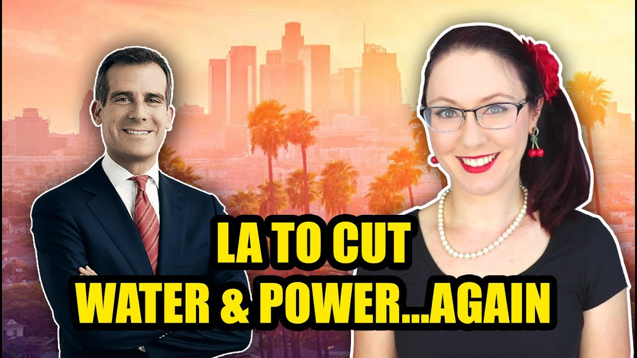 Los Angeles to Cut Water, Power for COVID