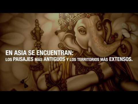 El continente asiático y su población