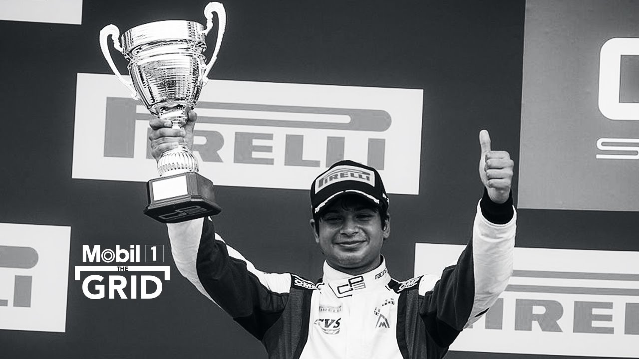 Download The Future Stars – A Young George Russell And Arjun Maini Discuss Their F1 Dream | M1TG