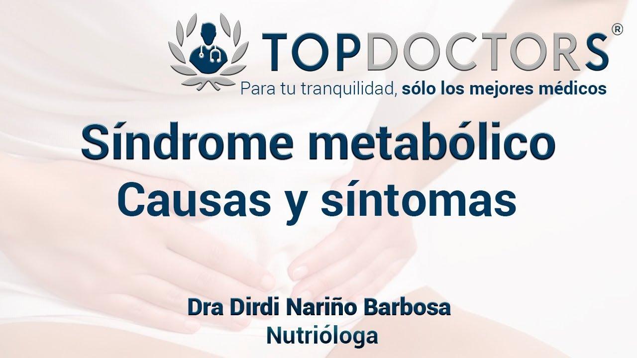 causas sindrome metabolico