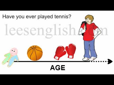 Present Perfect - Have you ever ..?