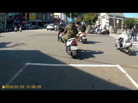 騎車過快煞車不及真危險! | WoWtchout