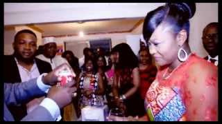 Blaise K et Christelle   ( Congo-Traditional Wedding Part 1) ...to be continued