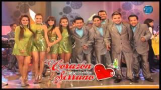 Lo Mejor de Corazón Serrano - Primera parte de la Canción [HD]