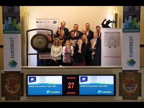 MKB Innovation Top-100 winner Greentom