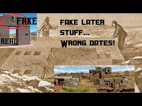HAD ENOUGH! Puma Punku 80,000 years old!...