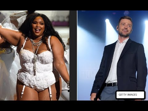 Justin Timberlake and Lizzo - Flames: Afternoon Sleaze