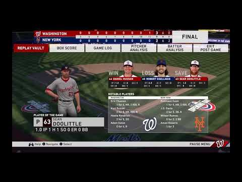 MLB The Show 20: Mets Opening Day