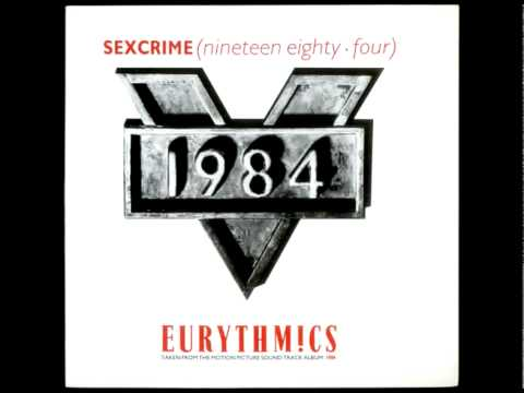 eurythmics - sexcrime (extended mix 1984)