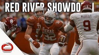🏈 Red River Showdown - Oklahoma Sooners vs Texas Longhorns - NCAA Football 20 - Madden 19 Mod