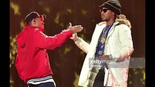 Chris Brown ft  Future - U Did It (Official Audio)