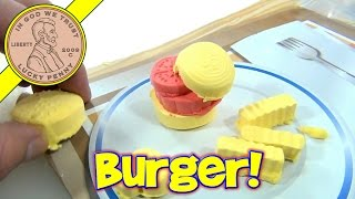 Umagine Moon Dough Hamburger M…