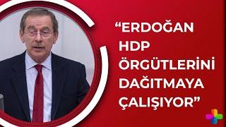 Fatih Yapıcı ile Gündem Özel | Abdüülatif Şener: Erdoğan, HDP'yi dağıtmaya çalış