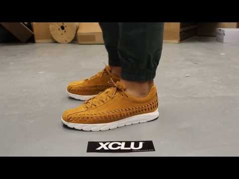 Nike Mayfly Woven QS - Bronze - On-feet Video At Exclucity