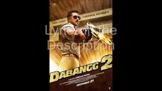 Dagabaaz Re - Dabangg 2 ( Lyrics ) HQ