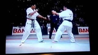 Kyokushin World Cup In Paris 1998 極真空手1998ワールドカップ パリ大...