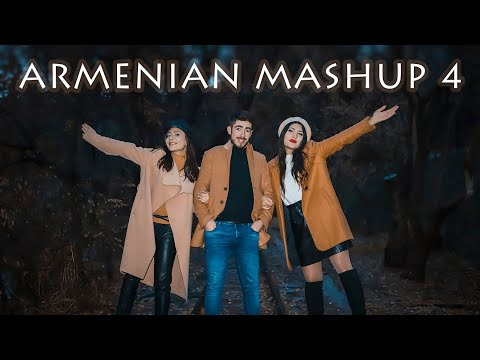 David Greg, Izabella and Diana - Armenian Mashup 4 (2019-2020)