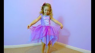 Probando Vestidos de Princesa*Aprende los Colores con Vestidos de Princesa*Princess Dress*Kids Video