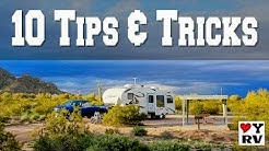 10 More Love Your RV Tips and Tricks