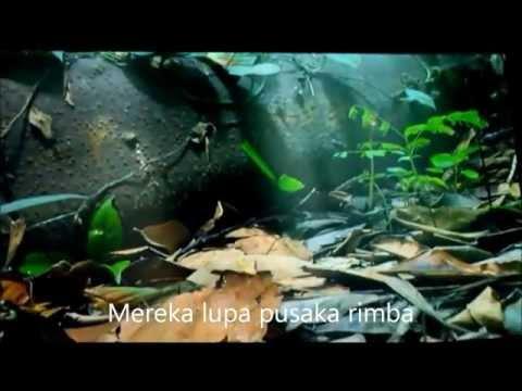 Ziana Zain & Dayang Nurfaizah - Pusaka Rimba 2012 (Save The Rainforest!)