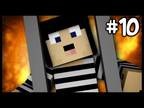 "Minecraft: ""SMART MOVING!"" Modded Cops N Robbers! #10"