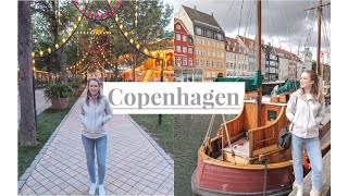 I FINALLY GOT TO MEET THE DANES! Exploring Copenhagen | The Weekly Vlog Op. 29