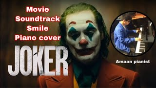 JOKER Movie Trailer Piano Smile song soundtrack Jimmy Durante Teaser no sheet music review 2019