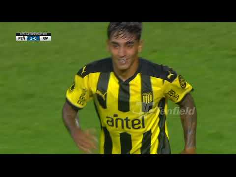 Penarol River Plate Goals And Highlights