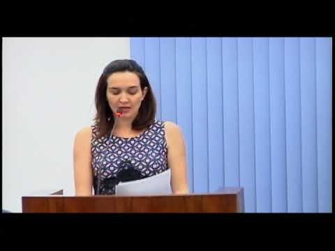 Câmara Municipal de Santa Bárbara d´Oeste - Destaques Culturais do Ano 2018 - 22/03/2018
