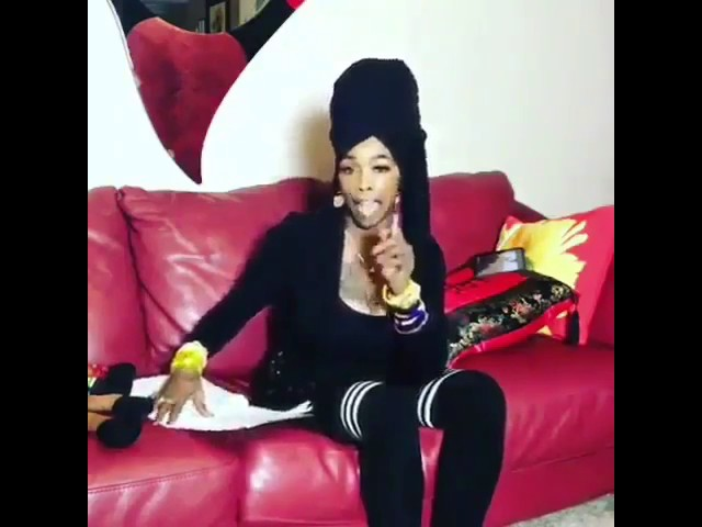 Khia calls Plies a Homosexual and Plies Responds