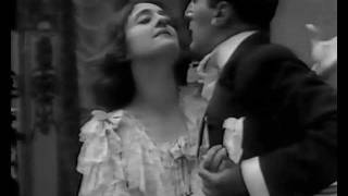 "Lyda Borelli, 1913. Angela Gheorghiu,""Se tu m'ami"" (Pergolesi),1997."