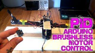 PID brushless motor control tutorial